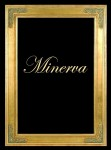 4  EMBOSSED GOLD (SWEPT) FRAME  MINERVA