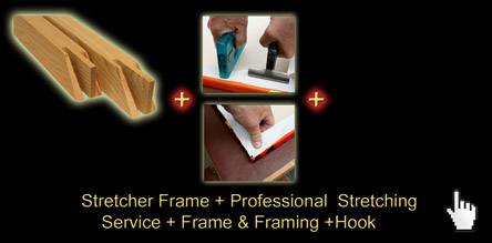 Complete Frame Package