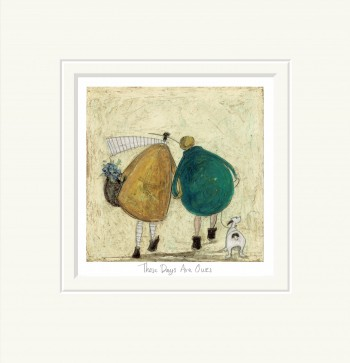 These Days are Ours - Limited Edition Print by Sam Toft – image 2