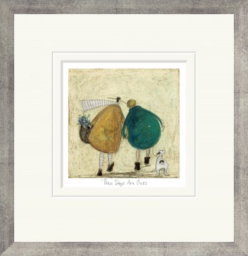 These Days are Ours - Limited Edition Print by Sam Toft – image 1