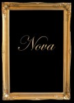 "3"" ANTIQUE GOLD (SWEPT) FRAME ""NOVA"""