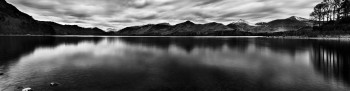 Derwent Water Clouds - Fineart Photography by David Freeman