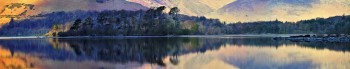 Refections in Derwent Water - Fineart Photography by David Freeman